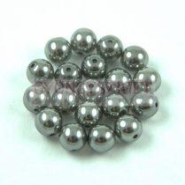 Cseh préselt golyó - Crystal Full Chrome - 6mm