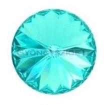 Swarovski rivoli ss47 - light turquoise