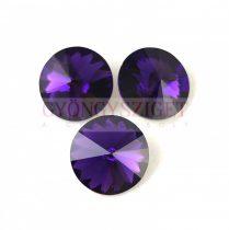 Swarovski rivoli ss47 - Purple Velvet