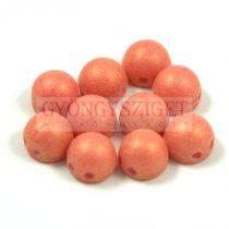 Czech Mates kétlyukú kaboson  - Pacifica Strawberry  - 7mm