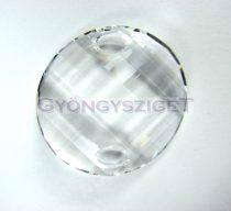 Swarovski - 3221 - 28mm - Crystal varrható kristály