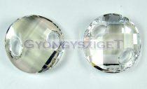 Swarovski - 3221 - 18mm - Crystal moonlight varrható kristály
