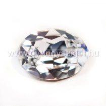 Swarovski ovális kaboson - 18x13mm - crystal