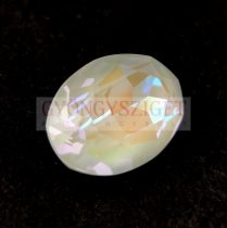 Swarovski oval cabochon - 18x13mm - Crystal Light Gray Delite