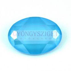 4127 - 30x22mm - Swarovski ovális kaboson - Crystal Azure Blue