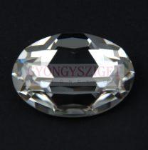 4127 - 30x22mm - Swarovski ovális kaboson - Crystal