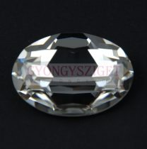 Swarovski ovális kaboson - 4127 - 30x22mm - crystal