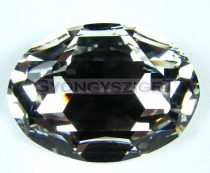 4127 - 39x28mm - Swarovski ovális kaboson - crystal