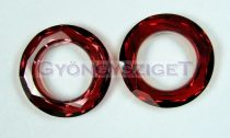 Swarovski - 4139 - 20 mm - Crystal red magma cosmic ring