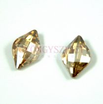 4230-Swarovski Lemon - 14x9mm - crystal golden shadow