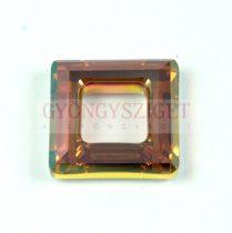 Swarovski - 4439 - Square Ring - 20 mm - Crystal Copper Cal