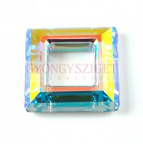 Swarovski - 4439 - Square Ring - 30 mm - Crystal AB CAL
