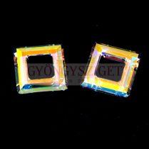 Swarovski - 4439 - Square Ring - 14 mm - Crystal AB CAL