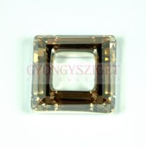 Swarovski - 4439 - Square Ring - 20 mm - Crystal Golden Shadow CAL