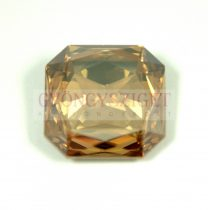 Swarovski - 4675 - 23mm - square - crystal golden shadow