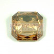 Swarovski - 4675 - 23mm - square - crystal golden shadow