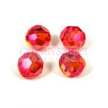 Swarovski csiszolt golyó 8 mm - Crystal Astral Pink