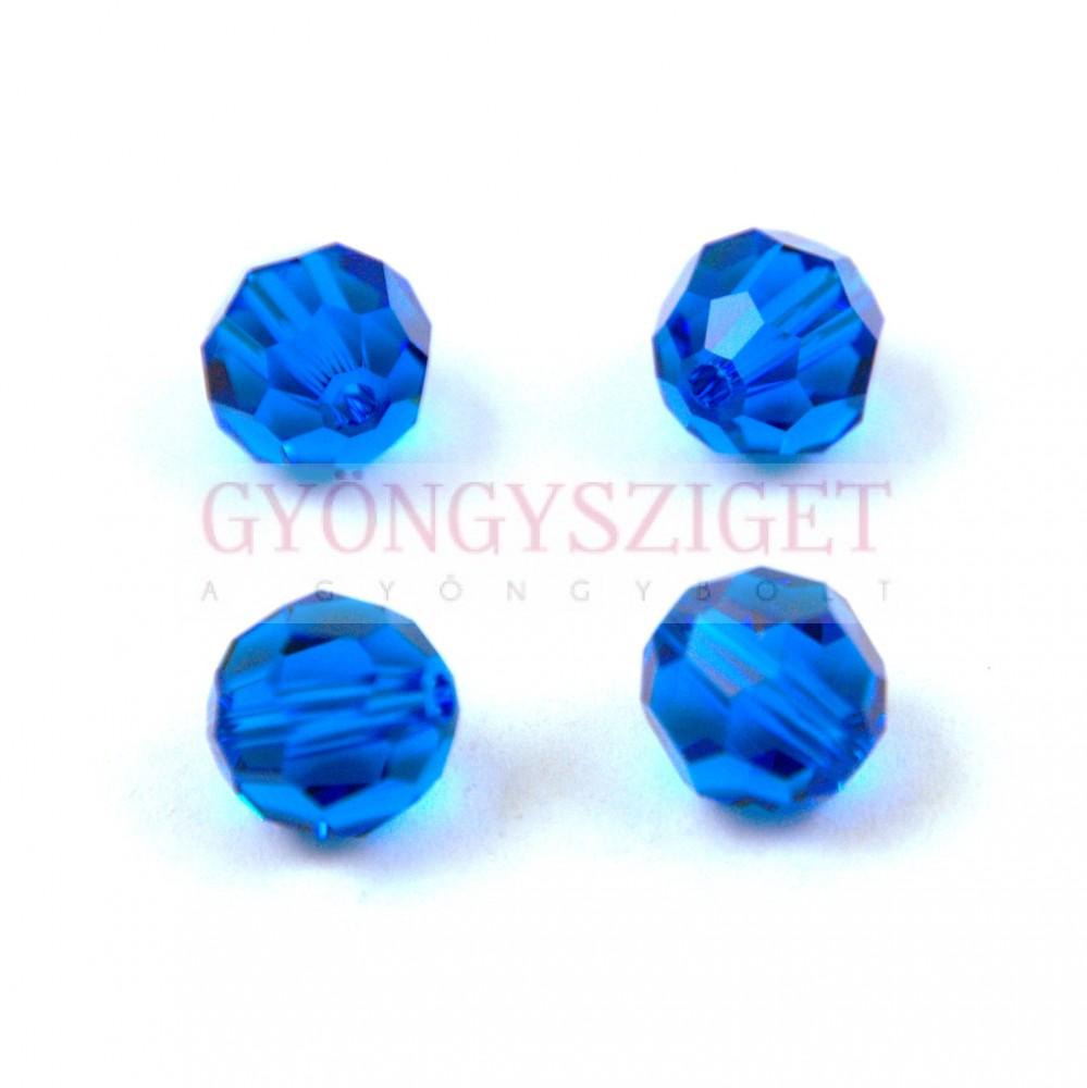 340e903fa Swarovski MC round bead 6mm - capri blue. Loading zoom