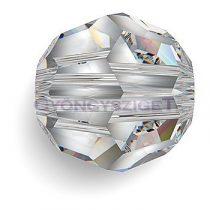 Swarovski csiszolt golyó 8 mm - crystal