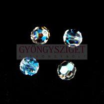 Swarovski csiszolt golyó 6 mm - Crystal Shimmer