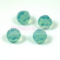 Swarovski csiszolt golyó 6 mm - Pacific Opal