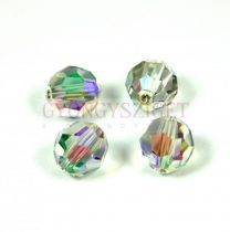 Swarovski csiszolt golyó 8 mm - crystal paradise shine