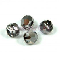 Swarovski csiszolt golyó 6 mm - Crystal Silver Night