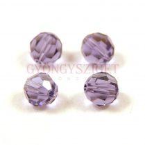 Swarovski MC round bead 6mm - tanzanite