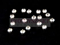 Swarovski - 5320 - chaton montees - varrható chaton - crystal - 4.2mm