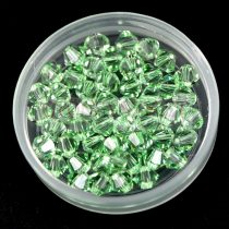 Swarovski bicone 4mm - chrysolite