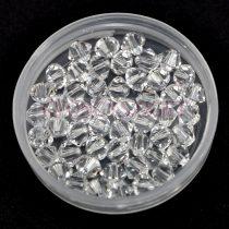 Swarovski bicone 4mm - Crystal