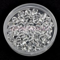 Swarovski bicone 6mm - crystal