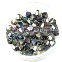 Swarovski bicone 4mm - crystal bermuda blue