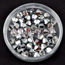 Swarovski bicone 6mm - crystal cal