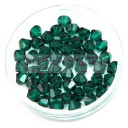 Swarovski bicone 4mm - Emerald