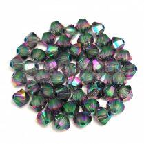 Swarovski bicone 4mm - Crystal Paradise Shine 2x