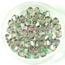 Swarovski bicone 3mm - crystal paradise shine
