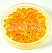 Swarovski bicone 4mm - Sunflower