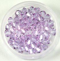 Swarovski bicone 3mm - violet