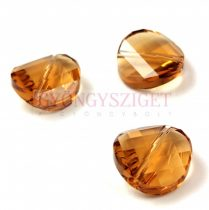 Swarovski - 5621 - light colorado topaz twist - 14mm