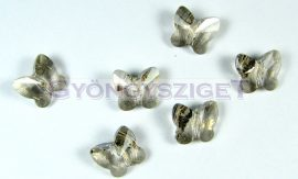 Swarovski - 5754 - Crystal silver shade pillangó - 10mm