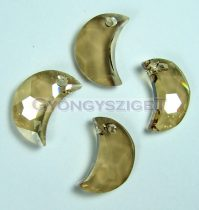 Swarovski - 6722 - 18mm - Crystal golden shadow Hold medál