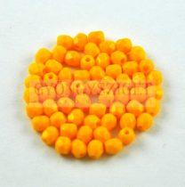 Cseh csiszolt golyó gyöngy - Sunflower - 3mm