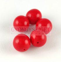Cseh préselt golyó - Chilli Red - 12mm