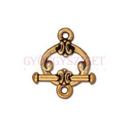 T-kapocs - classic - antik arany színű