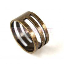 Karikanyitó gyűrű - 18mm