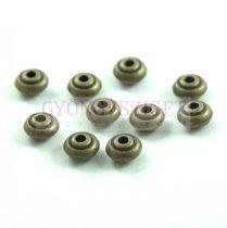 Veret - sárgaréz színű - 31x73mm - 105
