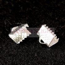 Medál - angyalhívó - ezüst színű - 25x22mm