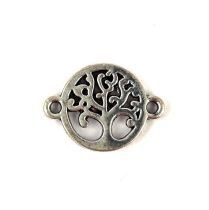 Rondelle arany színű - crystal - 4mm