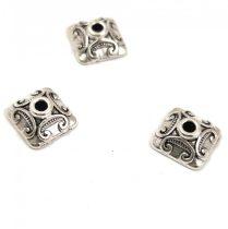 Gyöngykupak - margaréta - arany színű - 8mm